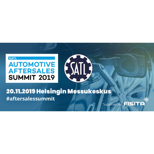 Aftersales Summit 2019 – verkkokurssina