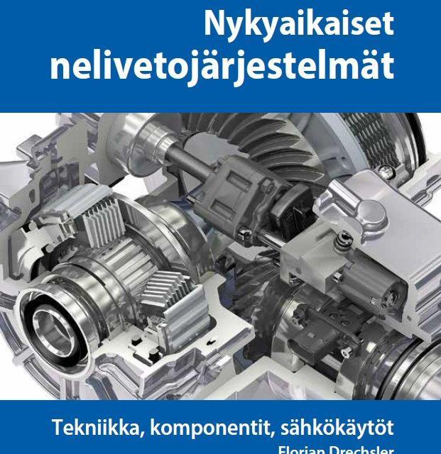 Nykyaikaiset nelivetojärjestelmät -kirjan julkistuswebinaari katsottavissa
