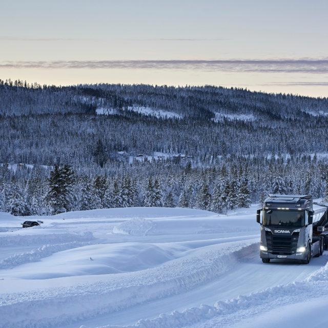 Yritysvierailu: Scania Suomi Oy (peruttu)