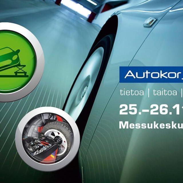 Autokorjaamo-messut järjestetään vuoden 2022 marraskuussa