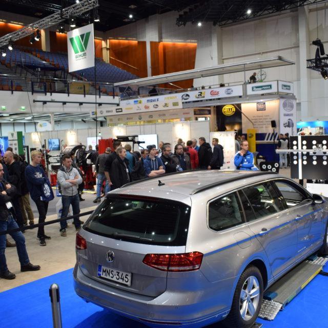 Autokorjaamo 2020 -messut siirtyy ensi vuoden marraskuulle