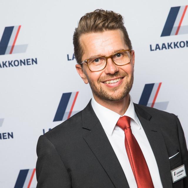 SATL Automotive Aftersales Summit Haastattelussa Ville Raatikainen