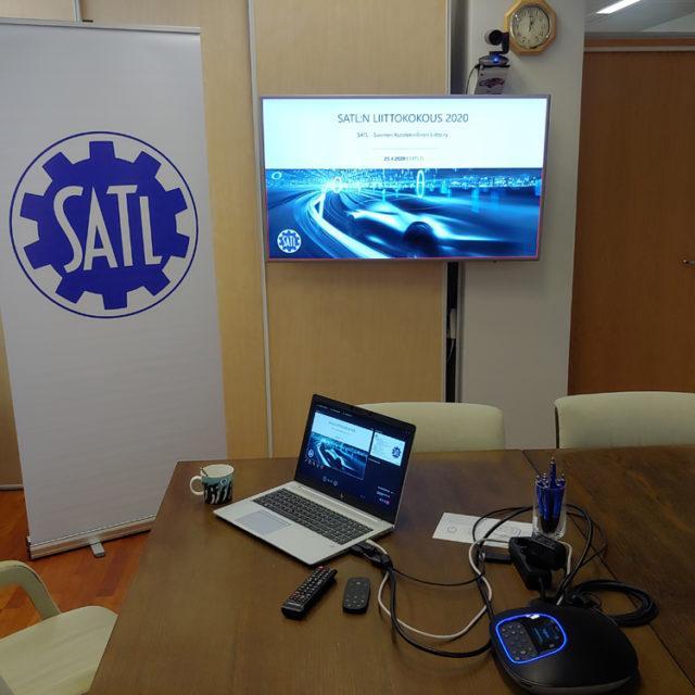 SATL:n etänä pidetyn liittokokouksen päätökset