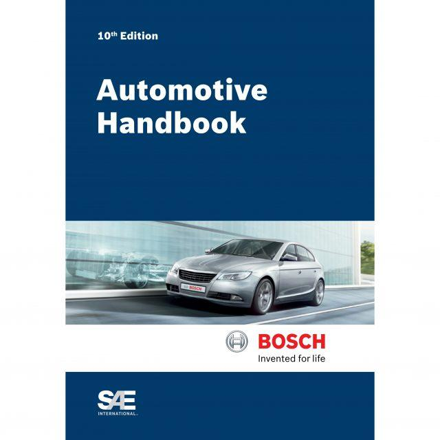 Automotive Handbook – 10th Edition