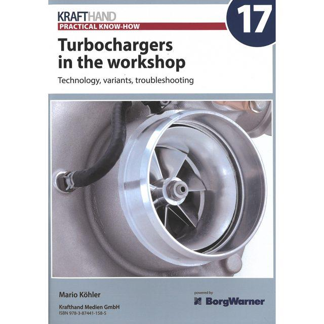 Turbochargers in the workshop