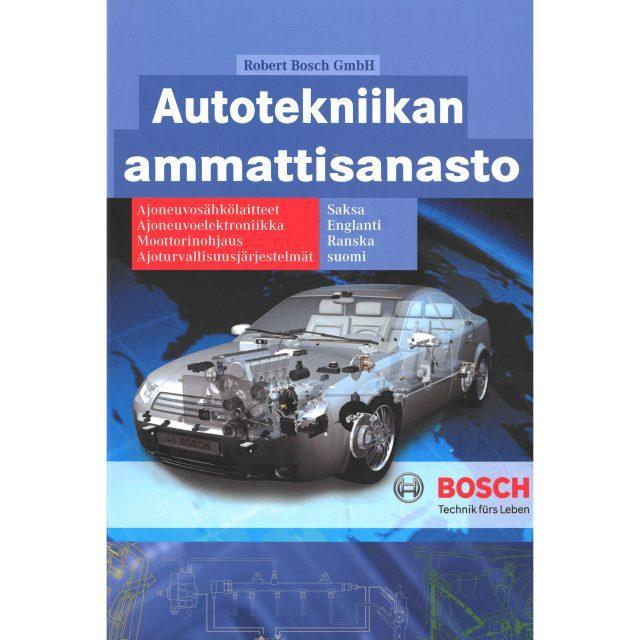 Autotekniikan ammattisanasto
