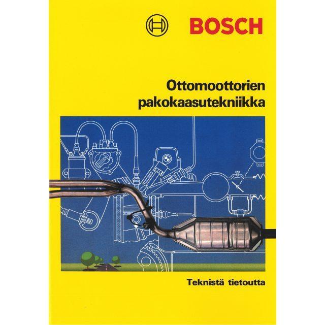Ottomoottorien pakokaasutekniikka