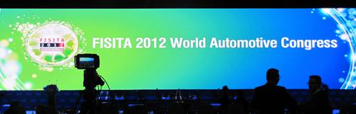 FISITA World Automotive Congress 27.-30.11.2012