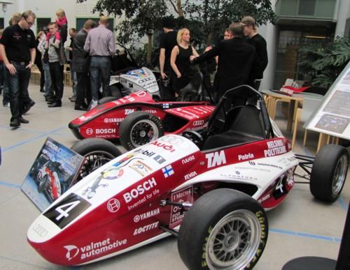 Metropolia Motorsport vietti 10-v juhlia