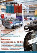 Suomen Autolehti 9/2015 ilmestyy maanantaina 2.11.2015
