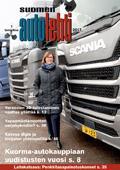 Suomen Autolehti 1/2017 ilmestyy maanantaina 2.1.2017