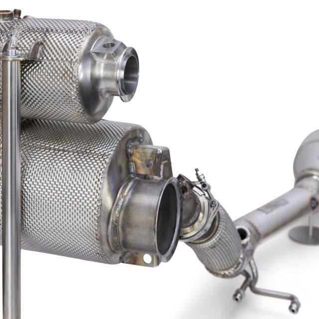 Dieselpakokaasujen jälkikäsittelyjärjestelmät, Espoo