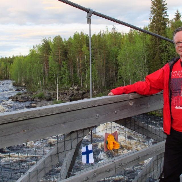 Ajan vaikuttaja -henkilökuva: Seppo Mikkonen
