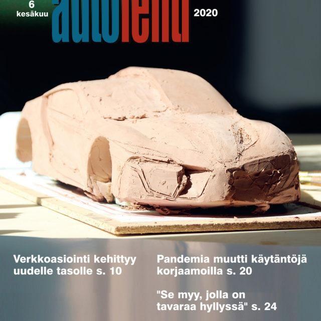 Suomen Autolehti 6/2020 ilmestyy maanantaina 1.6.2020