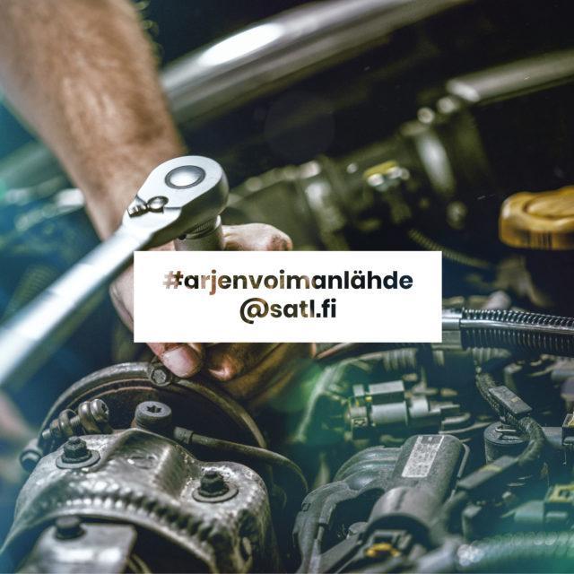 Mistä autoinsinööri saa virtaa? Osallistu kuvakisaan Instagramissa!