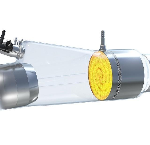 Sähkölämmitteinen katalysaattori tulossa