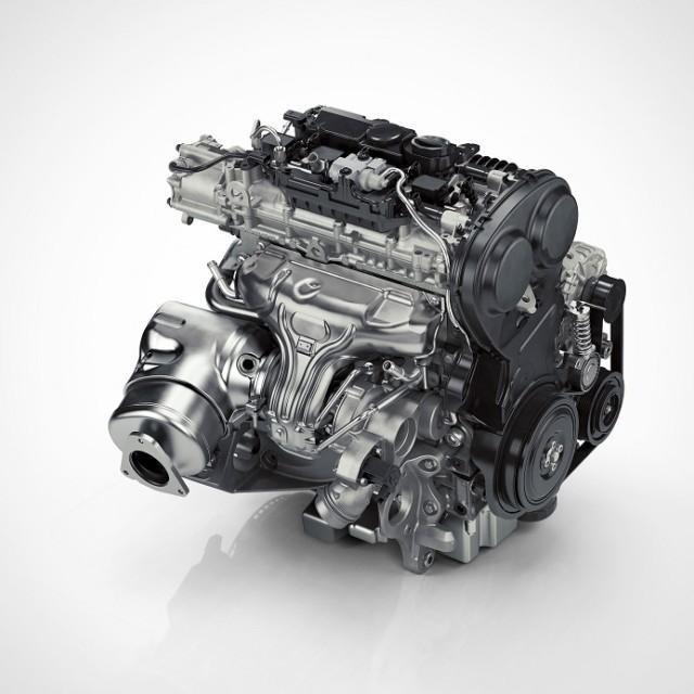 Polttomoottorit kehittyvät: Volvo B420T6
